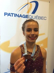 Sandrine - Bronze 2015